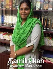 Coimbatore Muslim Matrimony Bride Profile-16224