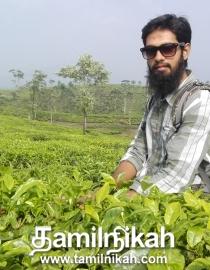 Ariyalur Muslim Matrimony Groom Profile-14353