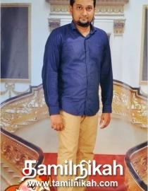 Kodambakkam Muslim Matrimony Groom Profile-14385