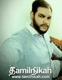 Ayanavaram Muslim Matrimony Groom Profile-13038