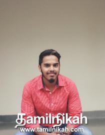 K.K.Nagar Muslim Matrimony Groom Profile-16709