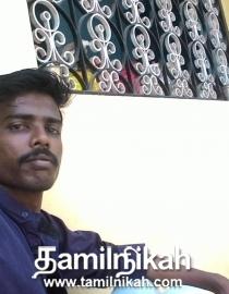Viluppuram Muslim Matrimony Groom Profile-13525