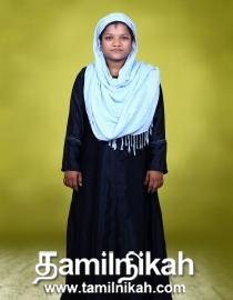 Tharamani Muslim Matrimony Bride Profile-11477