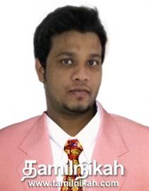 Ashok Nagar Muslim Matrimony Groom Profile-13849