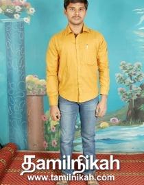 Vellore Muslim Matrimony Groom Profile-14132