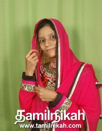 Vellore Muslim Matrimony Bride Profile-16960