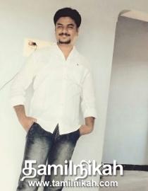 Sivaganga Muslim Matrimony Groom Profile-12728