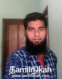 Salafi Muslim Matrimony Groom Profile-15016
