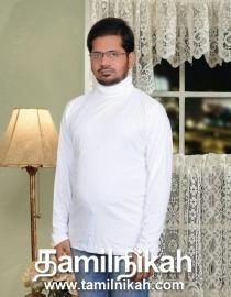 Guindy Muslim Matrimony Groom Profile-14817