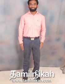 Tondiarpet Muslim Matrimony Groom Profile-11581