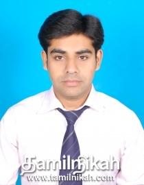 Tiruvallur Muslim Matrimony Groom Profile-10698