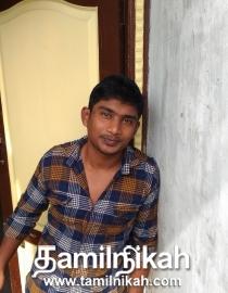 K.K.Nagar Muslim Matrimony Groom Profile-13706