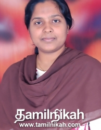 Tiruvallur Muslim Matrimony Bride Profile-10769